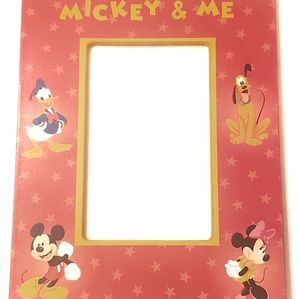 Mickey and Me Photo Frame